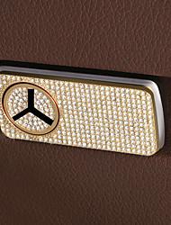 Недорогие -автомобильный перчаточный ящик с переключателем крышки для автомобильных интерьеров для Mercedes-Benz 2017 e class e200l e300l crystal