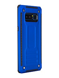 cheap -Case For Samsung Galaxy S8 Plus S8 Shockproof Back Cover Armor Hard Plastic for S8 Plus S8 S7 edge S7