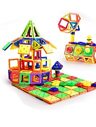 cheap -Magnetic Blocks / Building Blocks 260pcs Architecture / Vehicles / Car Transformable / Special Designed / Parent-Child Interaction Gift