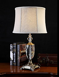 cheap -Crystal Crystal Table Lamp For 220V Ivory