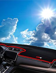 abordables -Automobile Matrice de tableau de bord Tapis Intérieur de Voiture Pour Honda 2017 CRV