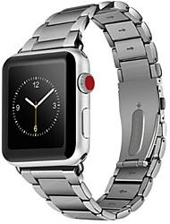 Недорогие -Ремешок для часов для Apple Watch Series 4/3/2/1 Apple Классическая застежка Стали Повязка на запястье