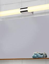 Недорогие -Защите для глаз Современный Простой Назначение Ванная комната Акрил настенный светильник 220 Вольт 8W
