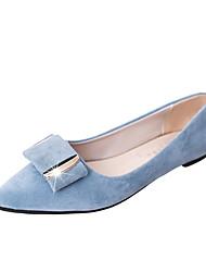 preiswerte -Damen Schuhe PU Frühling Sommer Pumps Komfort Sandalen Blockabsatz Offene Spitze Schnalle für Party & Festivität Kleid Weiß Schwarz Blau