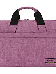 """preiswerte -Nylon Solide Handtaschen Umhängetasche 14 """"Laptop"""