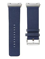 Недорогие -Ремешок для часов для Fitbit ionic Fitbit Современная застежка Кожа Повязка на запястье