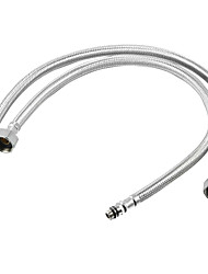 cheap -Faucet accessory - Superior Quality - Contemporary Stainless Steel Water Intel Supply Hose - Finish - Chrome