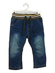 cheap -Boys' Cartoon Pants, Cotton Winter Spring Cute Blue