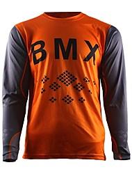 billige -2017 sommer visdom efterlader motorcykel cross country jersey egen mountainbike HD ned ad bakke cross country jersey udendørs sport