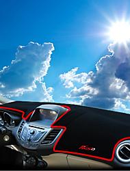 cheap -Automotive Dashboard Mat Car Interior Mats For Ford All years Fiesta