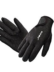 cheap -Sports Gloves Winter Gloves Unisex Keep Warm Diving Snowsports Activity & Sports Gloves Lycra
