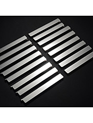 cheap -Automotive Car Air Conditioner Vent Covers DIY Car Interiors For Honda 2010 2011 2012 2013 2014 2015 2016 2017 LAND CRUISER PRADO Metal