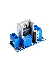 abordables -lm317 dc-dc dc convertisseur pour réduire la carte de circuit de tension