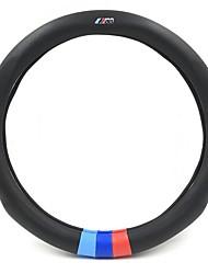 Недорогие -автомобильные крышки рулевого колеса (кожа) для bmw все годы 3 серии 5 серии x1 x5 320li 2 серии x6 x4 x3 1 серия