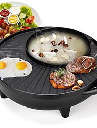 abordables -Acier inoxydable 220V 1200 Plats Chafing Appareil de cuisine
