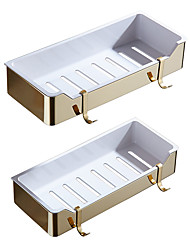 cheap -Bathroom Shelf High Quality Other Stainless Steel + A Grade ABS 1 pc - Hotel bath