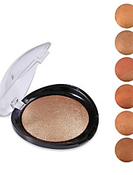 cheap Blush-6 Blush Dry Shimmer Long Lasting China
