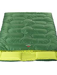 preiswerte -Schlafsack Doppelter Schlafsack 8°C Ausruhen auf der Reise 215*145X145 Doppelbett(200 x 200)