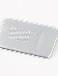 baratos -caixa de luva automotriz tampa do interruptor diy interior do carro para jipe compasso plástico
