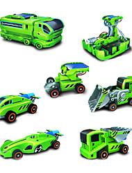 Недорогие -Наборы юного ученого Игрушки Автомобиль Транспорт Странные игрушки утонченный Ручная работа Классика Мягкие пластиковые Мальчики Девочки 1