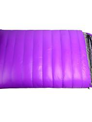 cheap -Shamocamel® Sleeping Bag Envelope / Rectangular Bag -10 -25°C Keep Warm Moistureproof/Moisture Permeability Ultra Light(UL) 120 Camping
