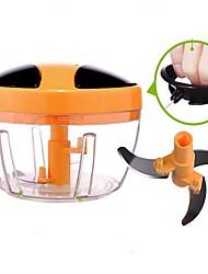 baratos -Utensílios de cozinha Aço Inoxidável + Plástico ABS Multi funções Trituradores de gelo e máquinas de barbear 1pç