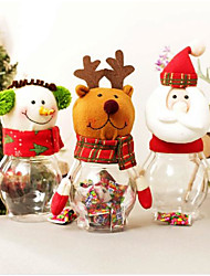 cheap -Christmas / Party Plastics Wedding Decorations Holiday / Fairytale Theme / Romance Winter Spring, Fall, Winter, Summer