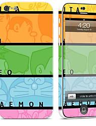 cheap -1 pc Skin Sticker for Scratch Proof Lolita Pattern PVC iPhone 5c
