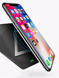 cheap -Wireless Charger Qi Certificated 10W Fast Charger, 50% Faster(7.5W) For iPhone 8, 8P, X, 10W Fast Charger For Samsung Galaxy, LG, Nokia, Moto, etc