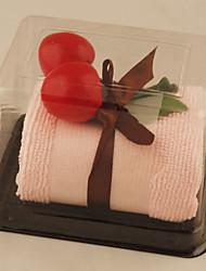 baratos -Não-Personalizado 100% algodão Algodão / Poliéster Toalha de Golfe Casal Casamento