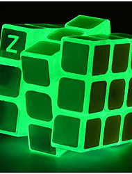 cheap -Rubik's Cube Luminous Glow Cube 3*3*3 Smooth Speed Cube Magic Cube Puzzle Cube Glow in the Dark Classic Places Gift Square Shaped Girls'