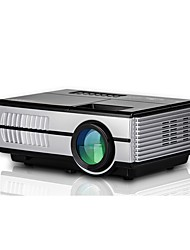 cheap -600D LCD Mini Projector 1500lm Support 1080P (1920x1080) 20-80inch Screen