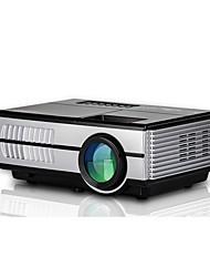 preiswerte -600D LCD Mini-Projektor 1500 lm Unterstützung 1080P (1920x1080) 20-80 Zoll Bildschirm