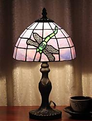 billige -Tradisjonell / Klassisk Swing Arm Bordlampe Til Stue Metal 220 V Lilla