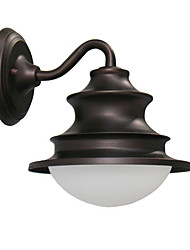 cheap -Eye Protection Country Flush Mount wall Lights Dining Room Metal Wall Light 40W