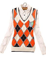 abordables -Mujer Golf Chalecos Secado rápido Resistente al Viento Listo para vestir Transpirabilidad Golf Ejercicio al Aire Libre