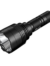 cheap -Nitecore P30 LED Flashlights / Torch LED 1000 lm 5 Mode - Portable Water Resistant / Water Proof Impact Resistant LED Flash Lighting