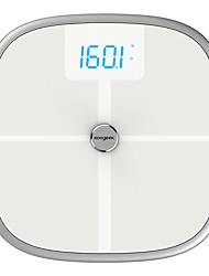 Недорогие -koogeek fda одобрен смарт-шкала здоровья bluetooth wi-fi sync измеряет массу кости мускуса bmi bmr и висцеральный жир вес жирность вода 16