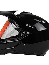 Недорогие -128 Кроссовый шлем Взрослые Универсальные Мотоциклистам Ветроустойчивый Защита от удара Защита от ультрафиолета