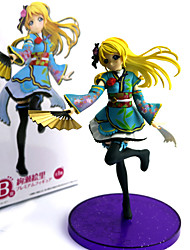 cheap -Anime Action Figures Inspired by Love Live PVC(PolyVinyl Chloride) 16 cm CM Model Toys Doll Toy