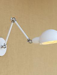 abordables -Style mini LED / Moderne / Contemporain Lumières de bras oscillant Salle de séjour / Salle à manger Métal Applique murale 110-120V /