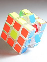 cheap -Rubik's Cube z-cube Mirror Cube 3*3*3 Smooth Speed Cube Magic Cube Puzzle Cube Office Desk Toys Stress and Anxiety Relief Classic Theme