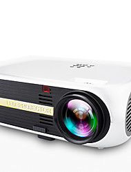 cheap -VS 508+ DLP Home Theater Projector LED Projector 2600 lm Android6.0 Support 1080P (1920x1080) 38-180 inch Screen / WVGA (800x480) / ±15°