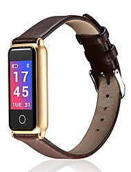 abordables -Interrupteur tactile / Montre Smart Watch YY-Y8 for Android 4.4 / iOS Calories brulées / Pédomètres / Mesure de la pression sanguine