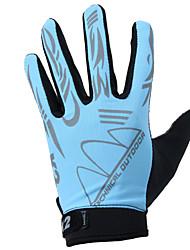 povoljno -KORAMAN Aktivnost / Sport Rukavice Rukavice za ekrane osjetljive na dodir Biciklističke rukavice Prozračnost Anti-traktorskih Cijeli prst