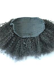Недорогие -На клипсе Волосы Наращивание волос Афро Квинки