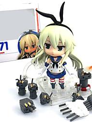 economico -Figure Anime Azione Ispirato da Kantai Collection PVC 9.5 cm CM Giocattoli di modello Bambola giocattolo