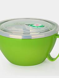 Недорогие -1 ед. Пластик Японская нержавеющая сталь Высокое качество Салатница, посуда