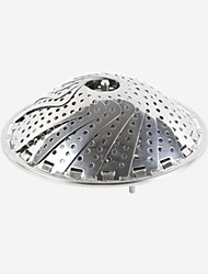 cheap -Stainless Steel Portable Steamer, 1pc