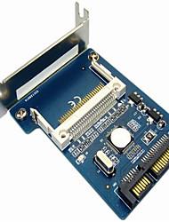 abordables -cf à sata adaptateur carte avec support cf remplacer 2.5 disque dur sata